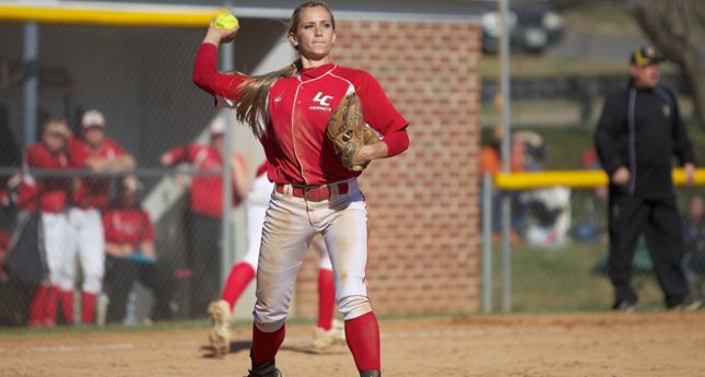 Hornet Softball Blasts Five Home Runs in Doubleheader Sweep of E&H