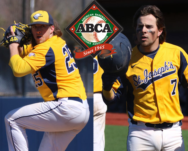 Britt and Murphy Named to ABCA/Rawlings New York All-Region Teams