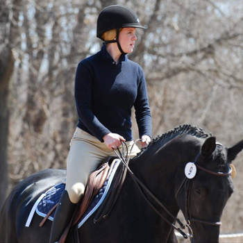 Riding Comes Up With Dominant Performance at Home Show