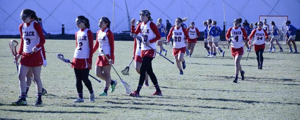 Lacrosse Upended By Dominican Chargers