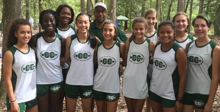 Cross Country Teams Fare Well on the Road