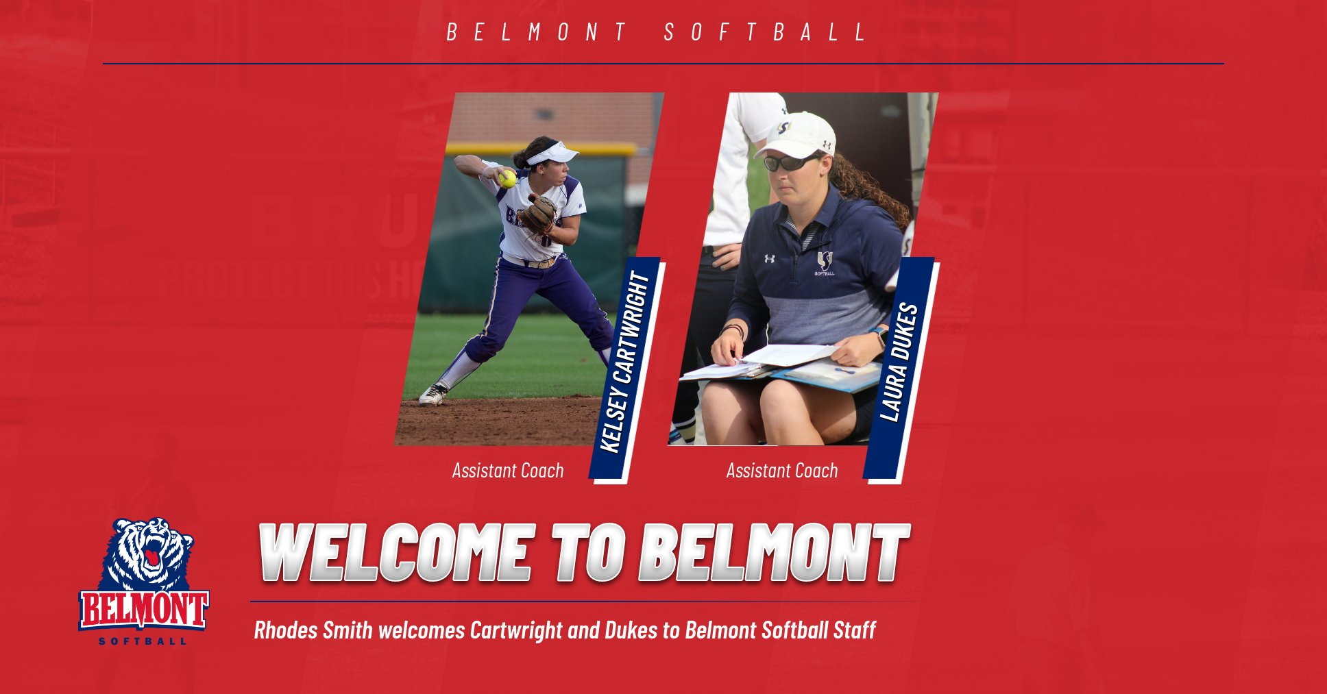 Rhodes Smith Completes Softball Staff