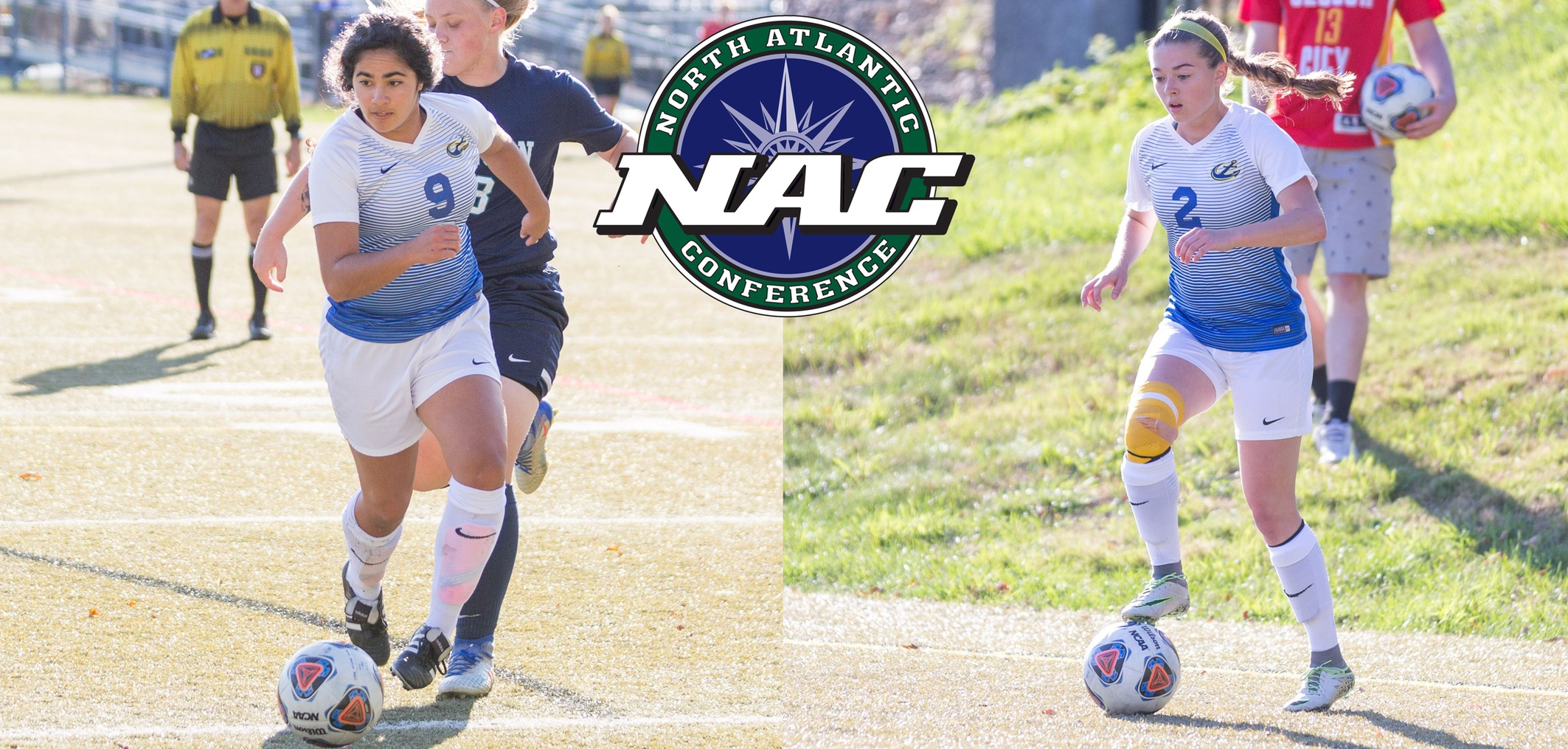 DeFrank and Lewis Earn NAC Weekly Honors