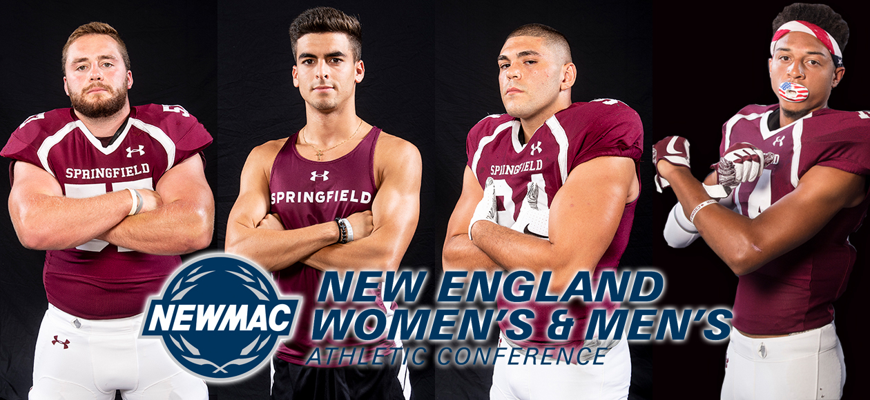 Four Fall Student-Athletes Garner NEWMAC Weekly Honors