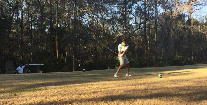 Ware Golf Teams Play Well at Pine Forest Country Club