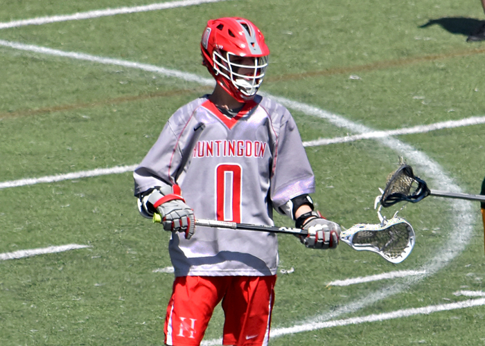 Bryce Coates scored four goals in Wednesday's 13-3 win over Shorter.