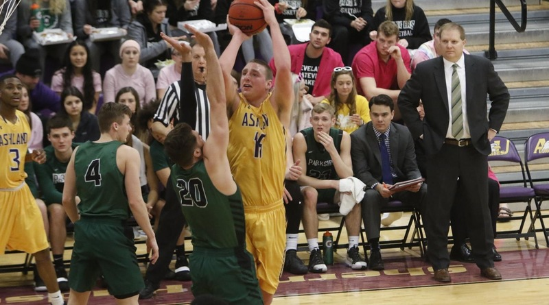 No. 20 Eagles Make Crucial Plays To Beat Parkside, 68-64