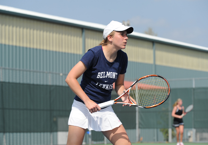 Women's Tennis Concludes the Fall Season at the June Stewart Invitational