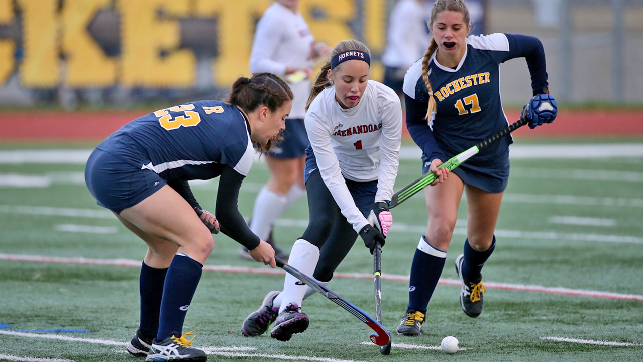 Shenandoah Tripped Up by Rochester in NCAA First Round