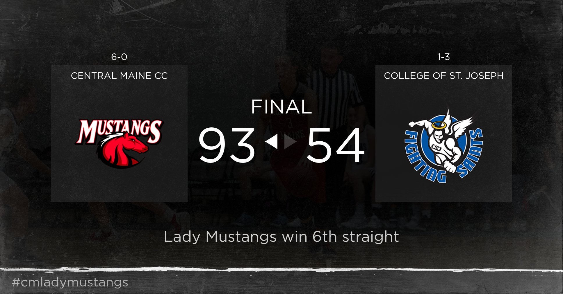 Lady Mustangs roll in Vermont