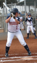 Big Hitting Weekend Nets Doucette Big West Weekly Honors