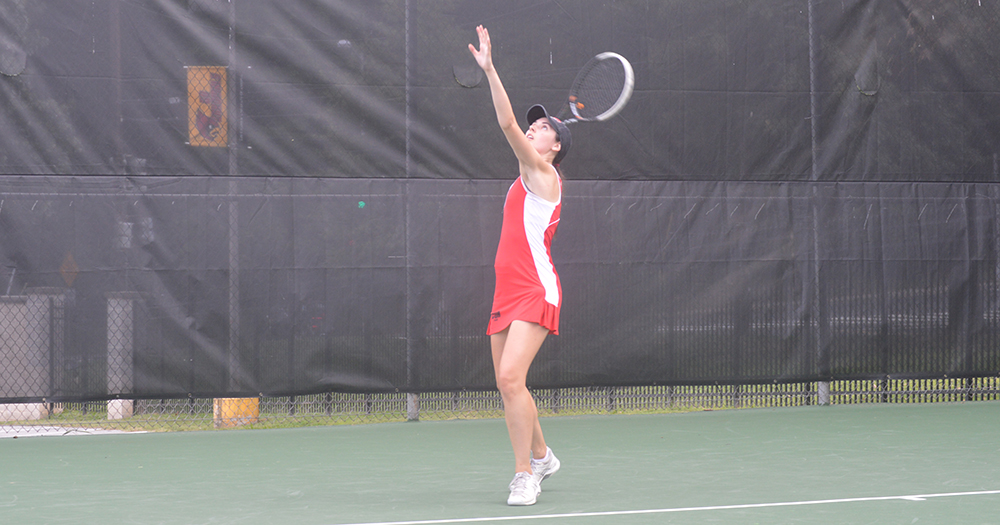 Cardinals Fall to Spartans in a Close 4-5 Match
