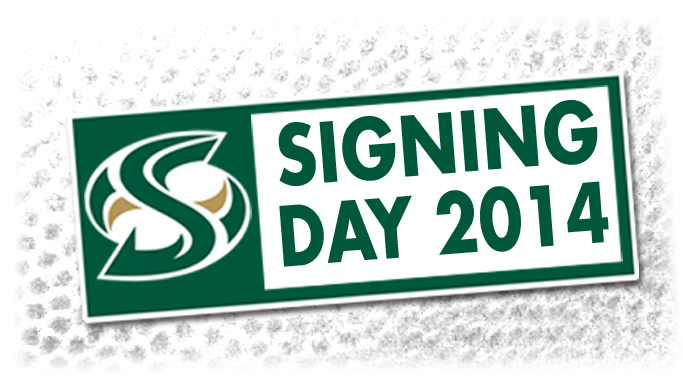 FOOTBALL UNVEILS 2014 SIGNING CLASS