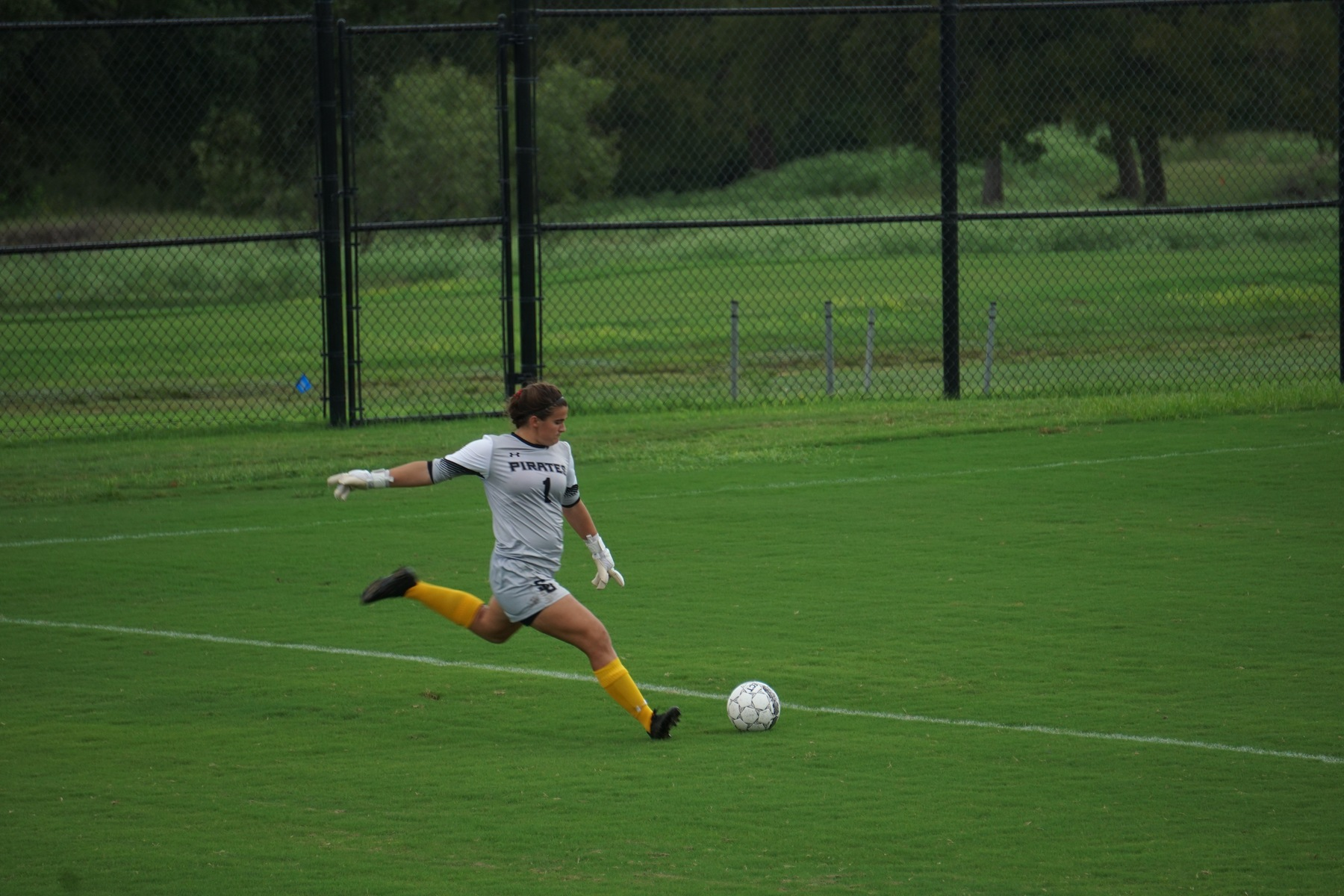 Women's Soccer Scores Shutout Victory Over Centenary College