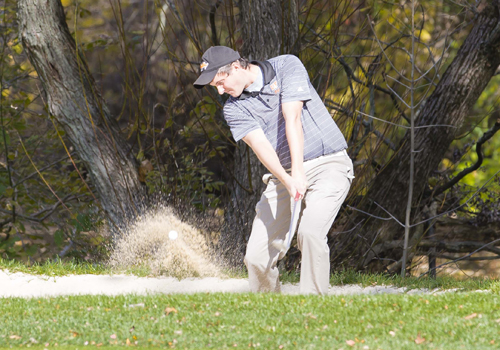 Oilers Take 5th at Cardinal Spring Invitational