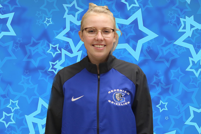 KAITLYN L'ABBE NAMED TO OCAA THREE STARS OF THE WEEK