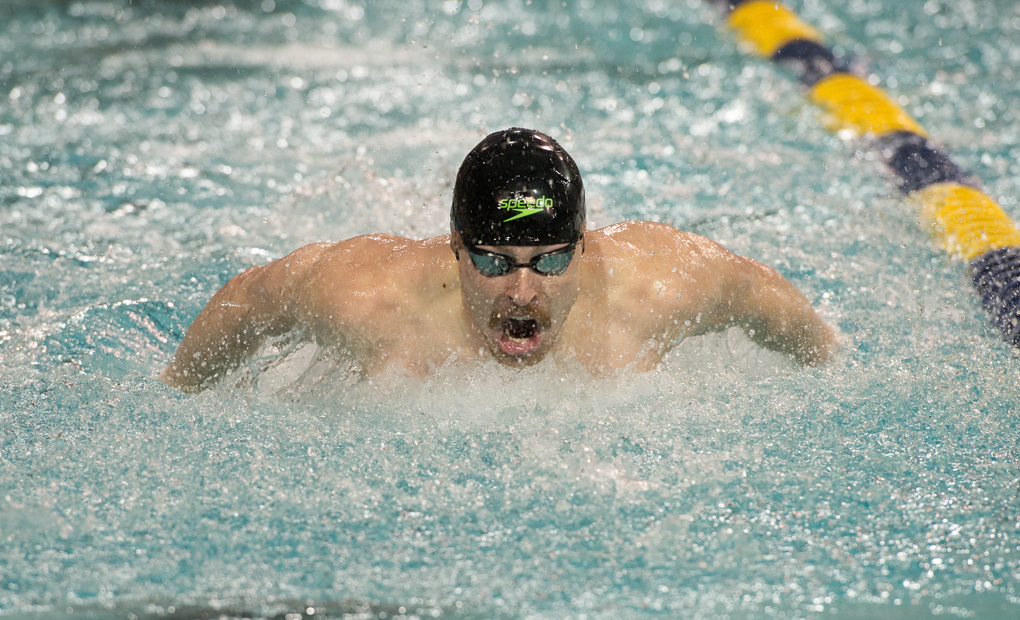 Men's Swimming & Diving Notch a Pair of Event Wins in Dual Meet Loss at Florida Southern