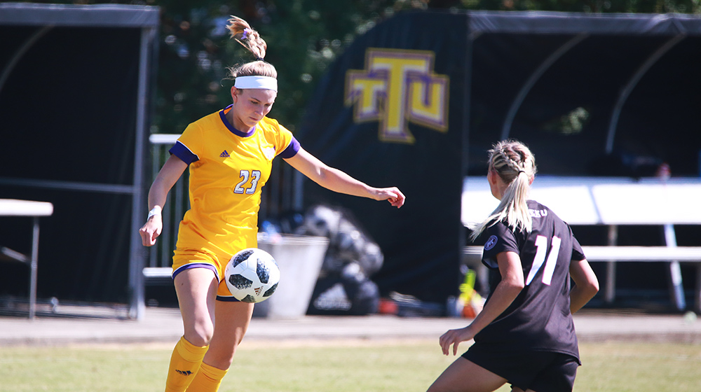 Tech takes point in 2OT tie at Eastern Illinois