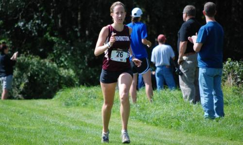 Women's XC third at UMF Invitational, Huber 10th overall