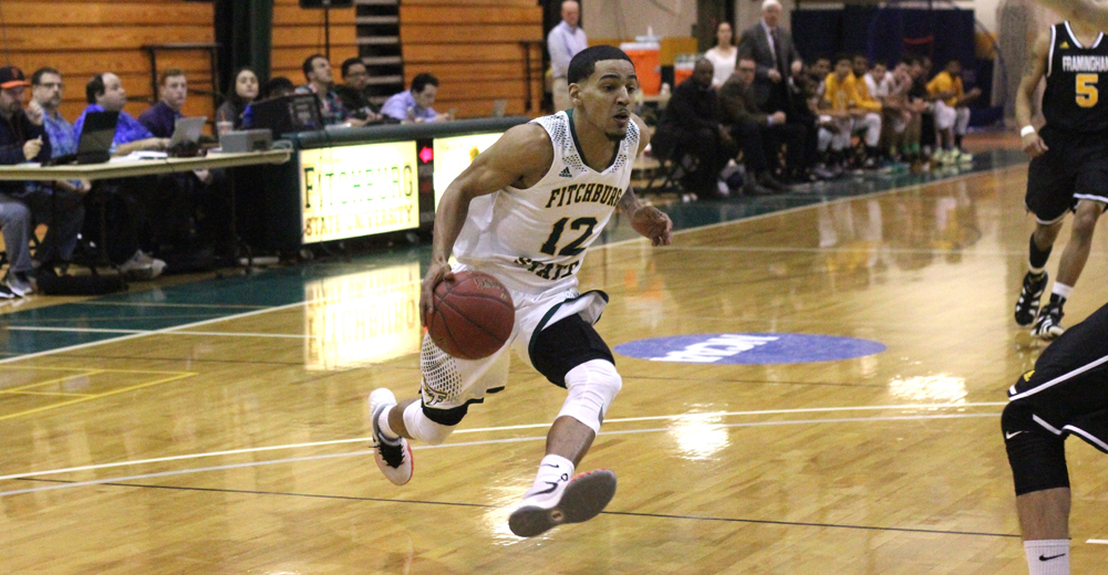Fitchburg State Defeated by Colby, 81-63