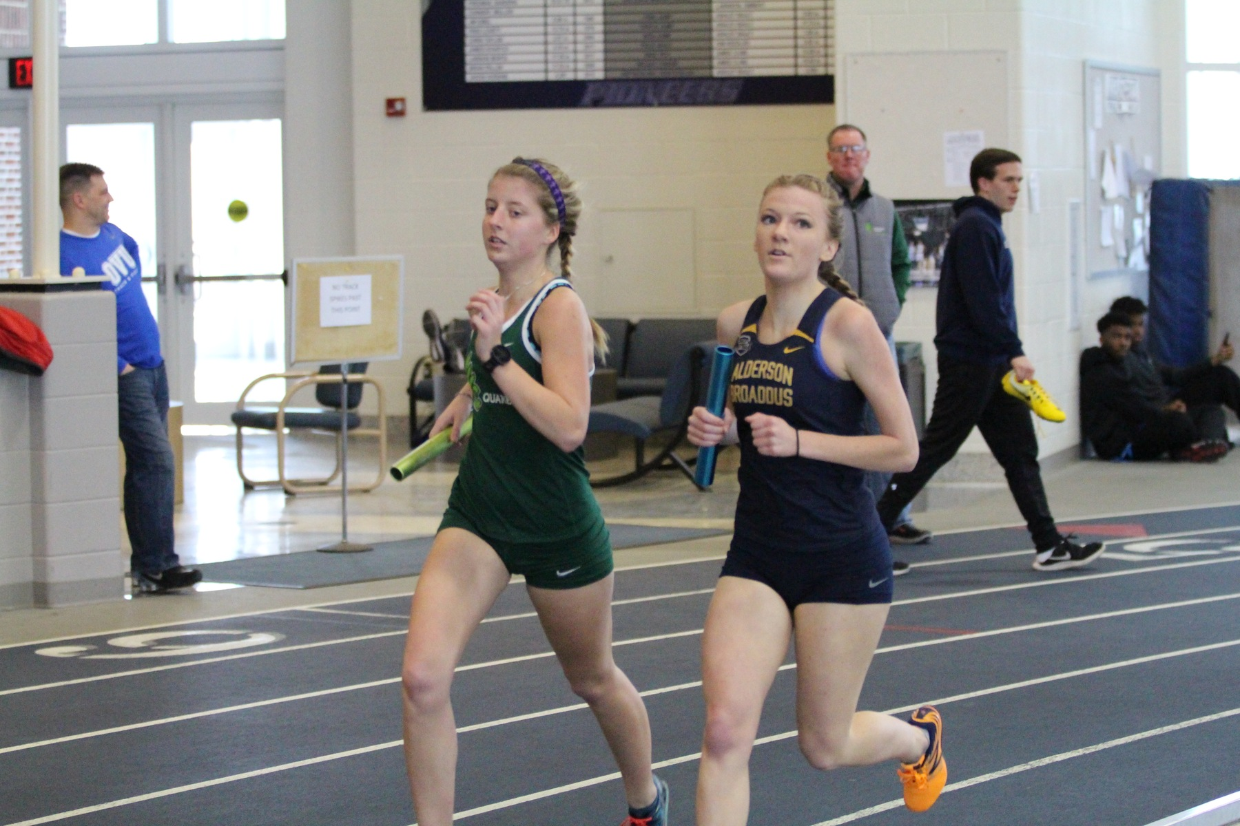 Women's Track and Field Travels to Otterbein for OAC Split