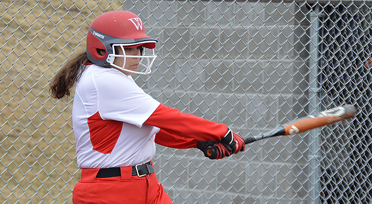 Wells Softball Splits With Morrisville