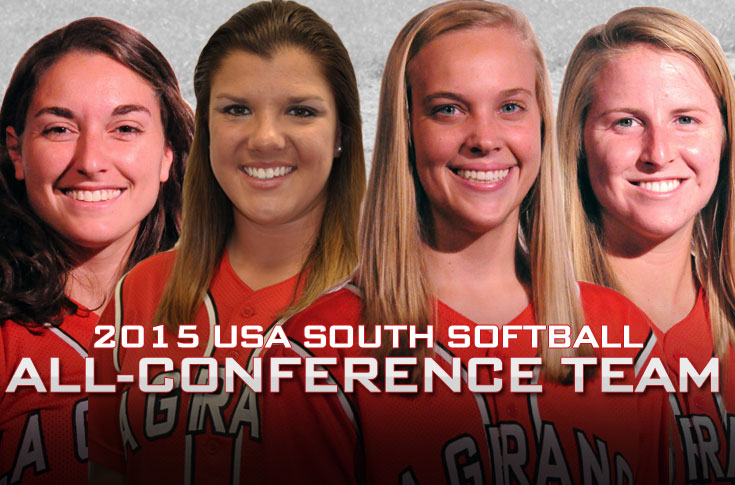 Softball: LaGrange places four players on 2015 USA South Softball All-Conference Team