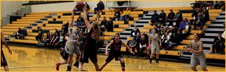 Eastern Wyoming College Women's  Basketball