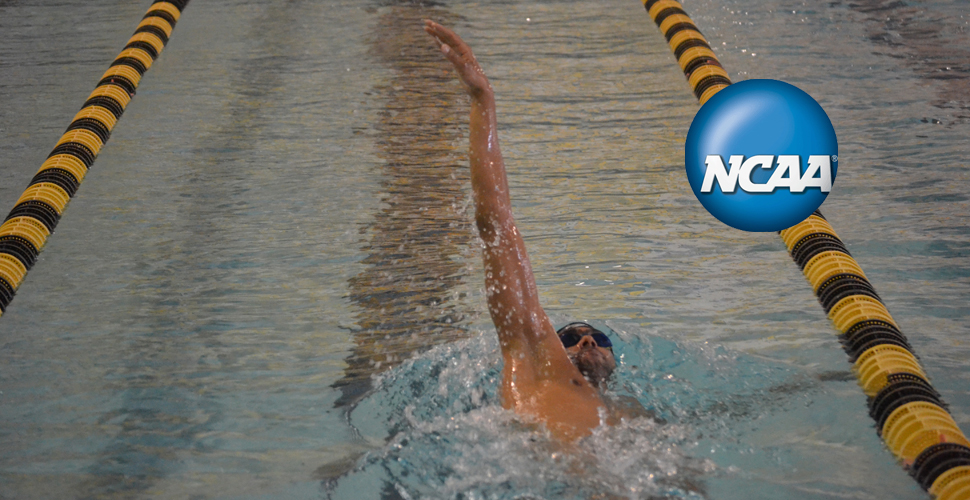 Hussein Completes Second Career NCAA Championships with Top Mark in 200 Back