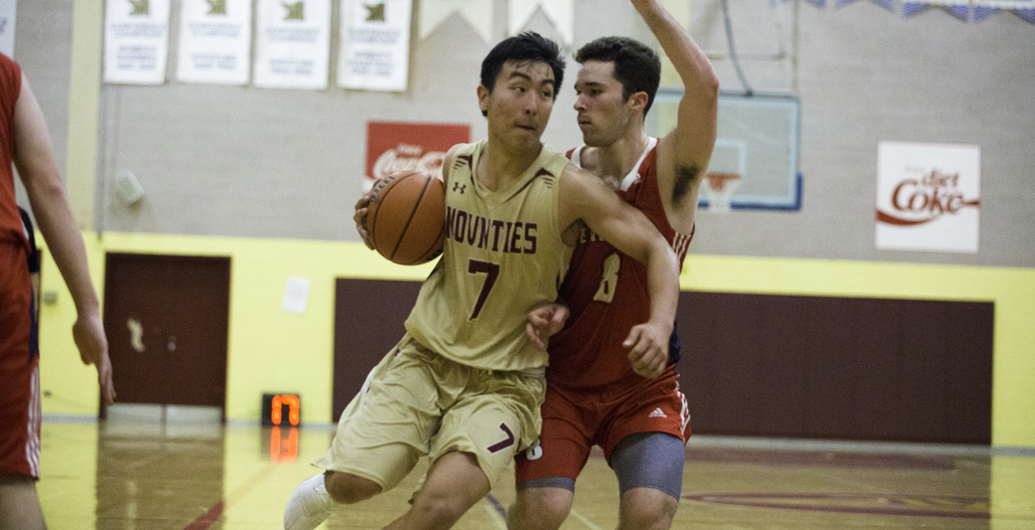 Mounties win tight-knit Game