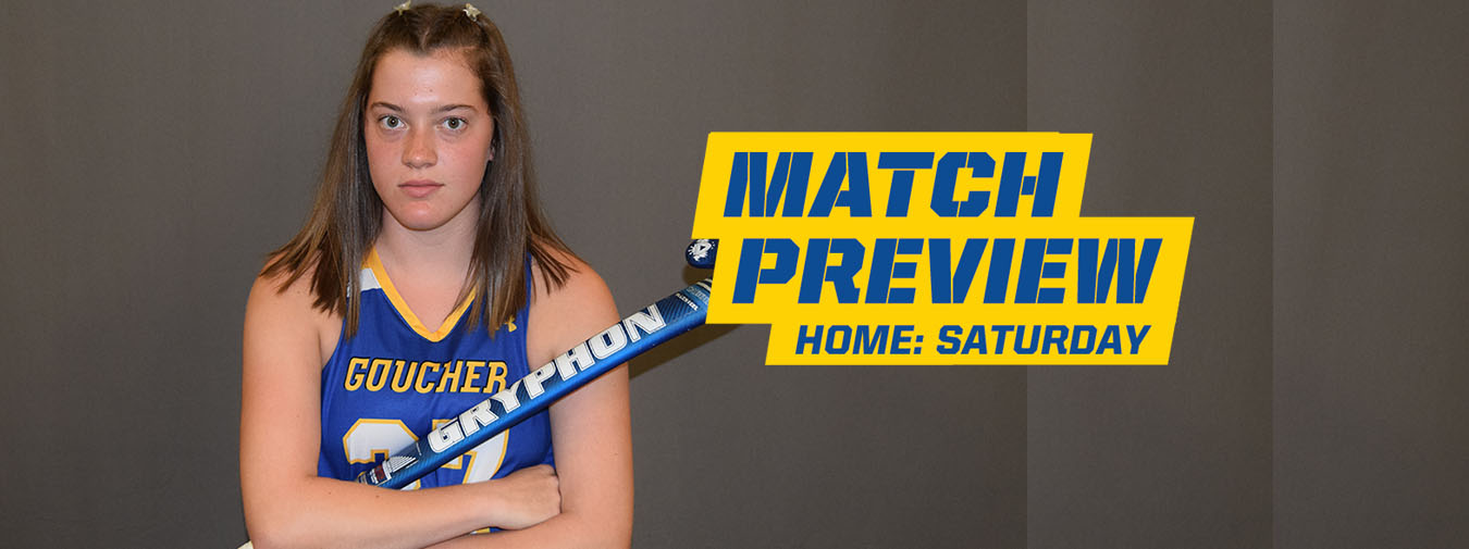 Goucher Field Hockey Set To Play Susquehanna At Beldon Field On Saturday Afternoon