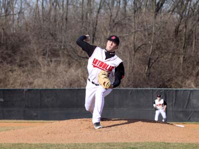 CUA rides strong pitching performance to 4-1 win