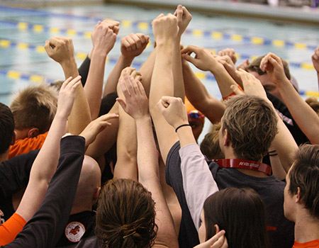 Men's Swimming & Diving gunning for its 13th consecutive OAC Championships title