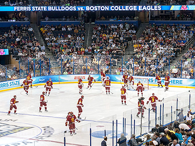 Bonis, Billins On Frozen Four All-Tourney Team