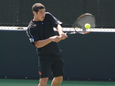 Men's Tennis Falls To Penn 4-3