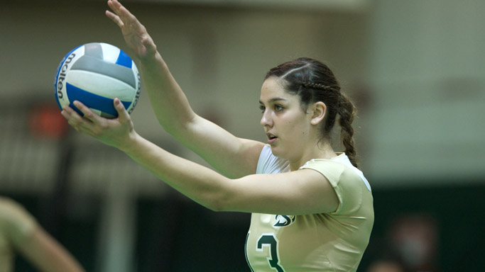 VOLLEYBALL GETS SET FOR 2013 SEASON WITH FIRST PRACTICE ON MONDAY