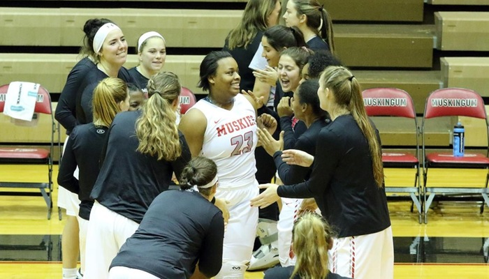 Capital shoots past Muskingum women's basketball
