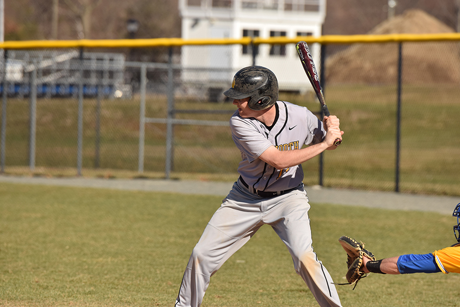 Baseball Rallies but Falls in Extra Innings in Doubleheader Nightcap