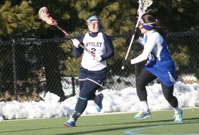 Women's Lacrosse Falls in CAC Opener at Christopher Newport
