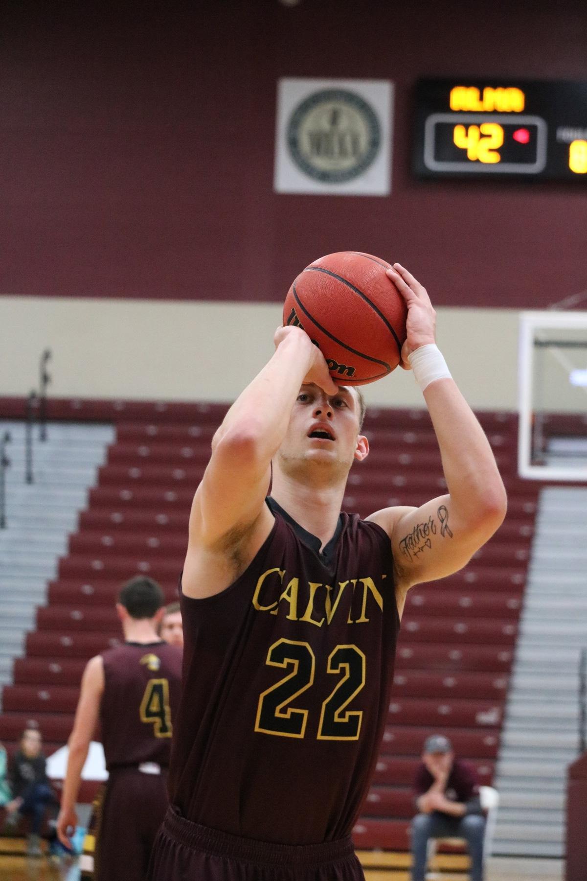 calvin college athletics