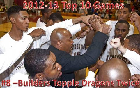 2012-13 Top 10 Games - Builders Topple Dragons Twice