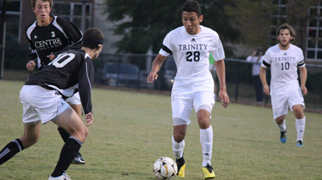 Trinity takes over top spot in NSCAA/Continental Tire Top 25 Poll