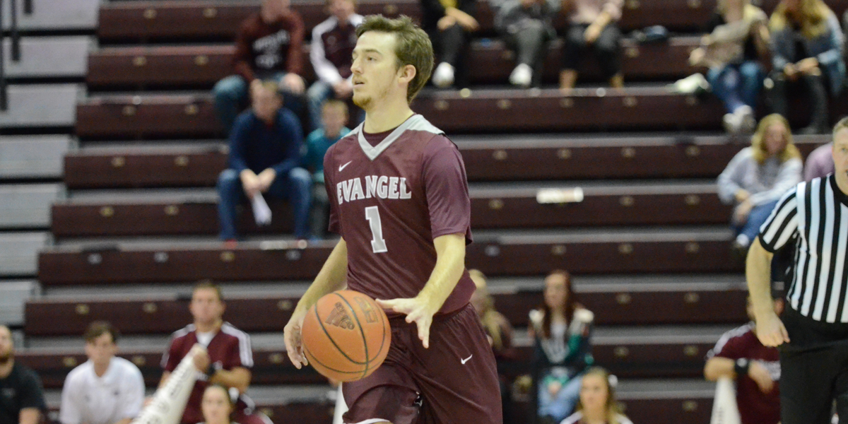 Men's Basketball Drop Road Finale at Clarke as Bekemeier Reaches 1,000 Points
