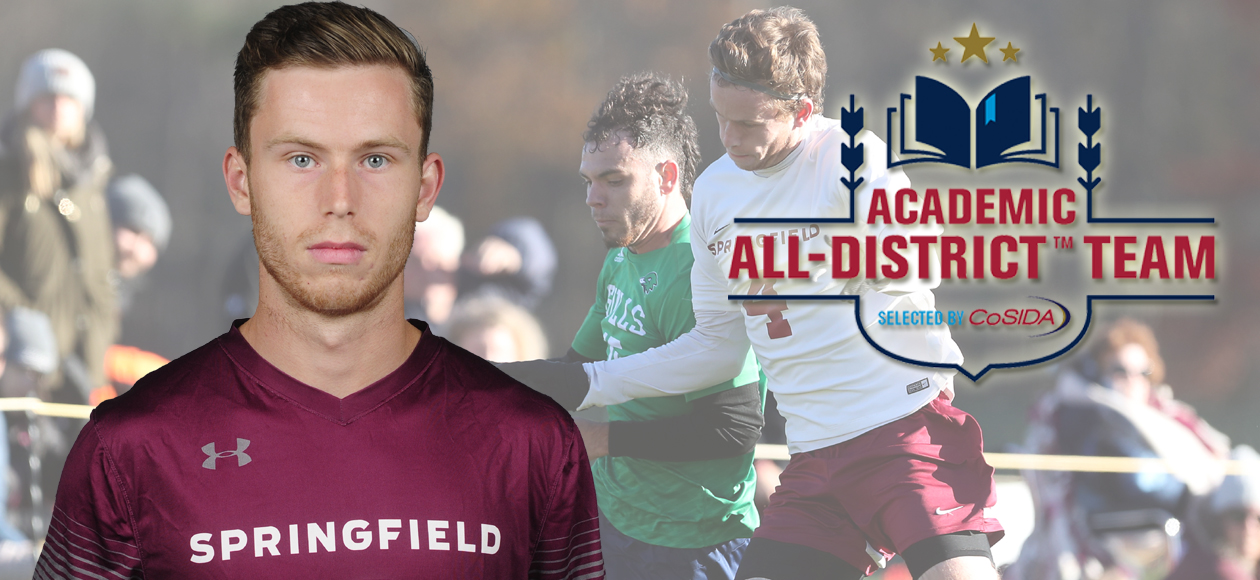 Deckel Earns CoSIDA Academic All-District Honors