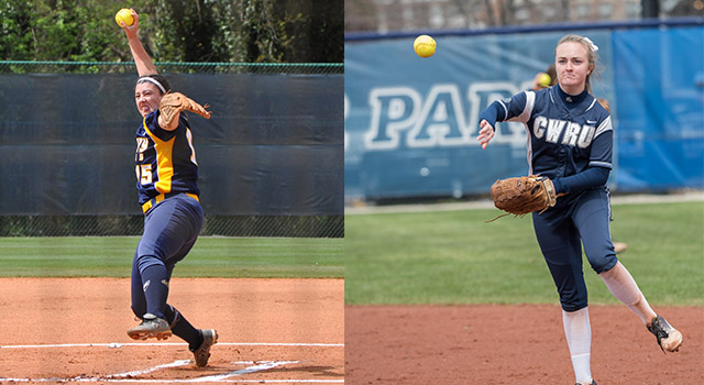 Emory and CWRU Headed to NCAA Division III Softball Championship
