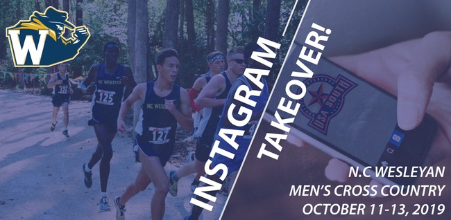 Cross Country to Takeover USA South Instagram on Disney Trip