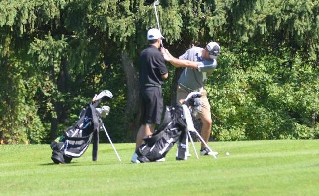 Men's Golf Hosts Fall Invitational