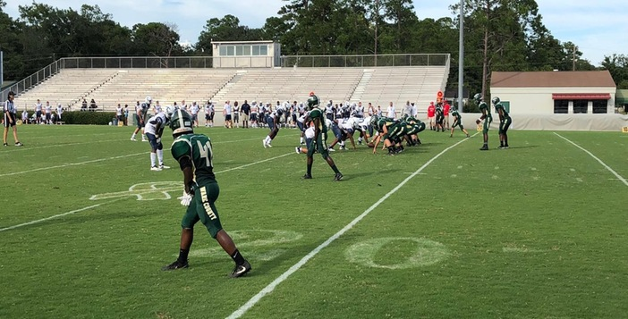 Turnovers Make the Difference in JV Loss to Tift County