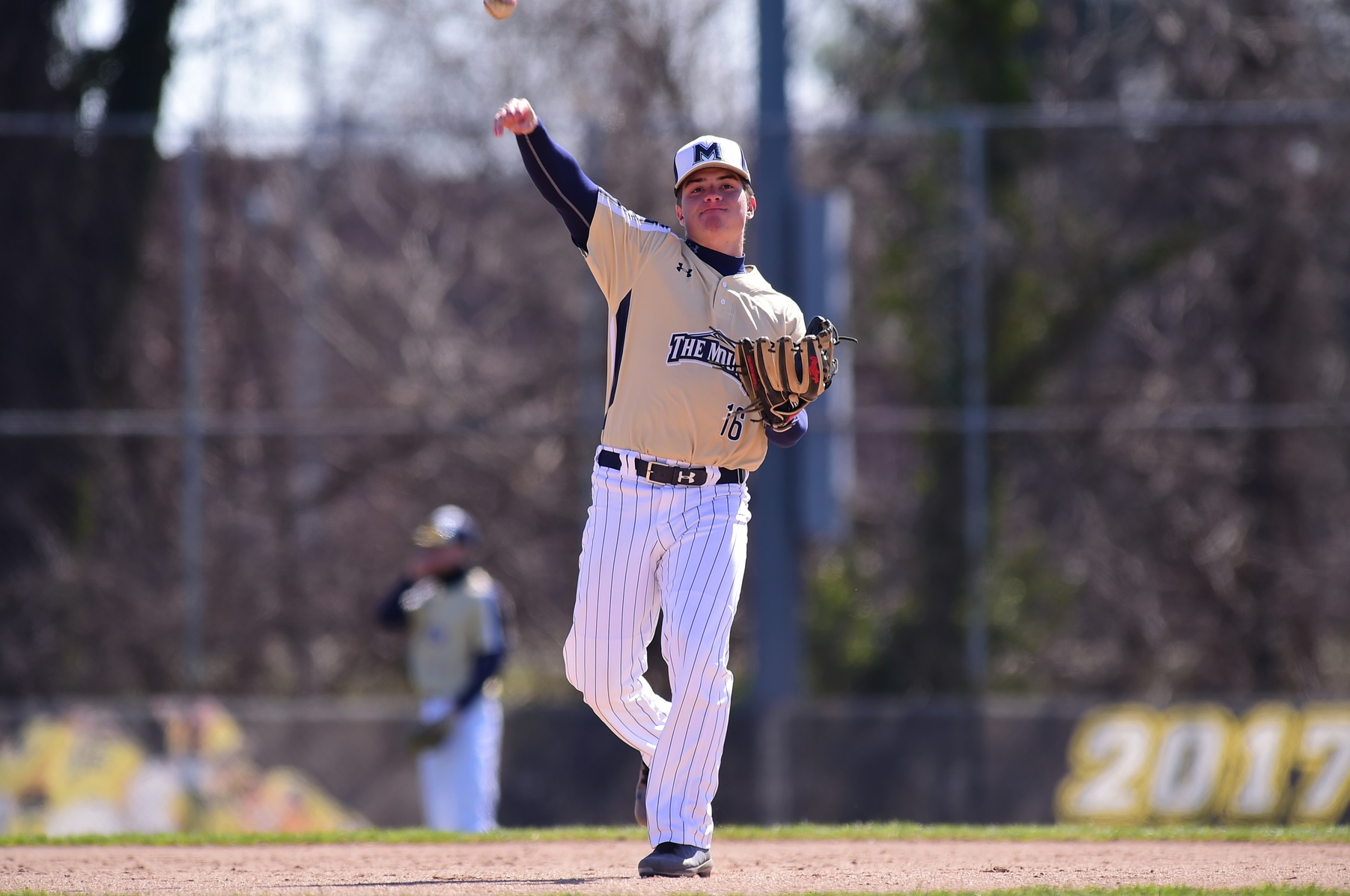 Mount St. Mary's Baseball Drops Both Games Of Doubleheader At Bryant Saturday