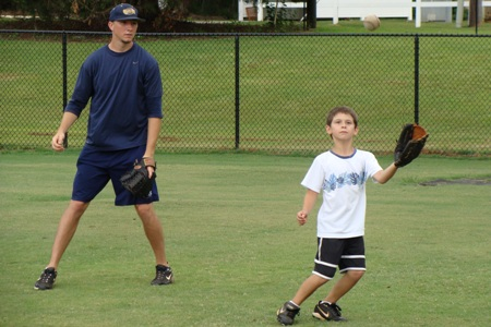 Baseball day camp #1 - photo gallery now online